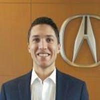 Chase Rohrman at Arlington Acura in Palatine