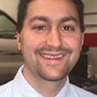 Omar Shabaz at Arlington Acura in Palatine