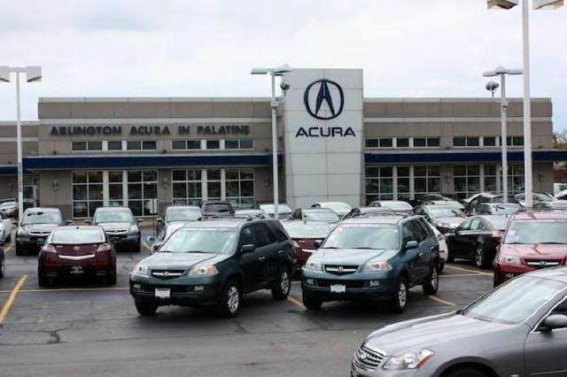 Arlington Acura in Palatine, Palatine, IL, 60074