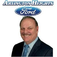 Tony Guido at Arlington Heights Ford