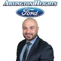 John Rodriguez at Arlington Heights Ford
