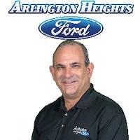 Wade Mikosz at Arlington Heights Ford