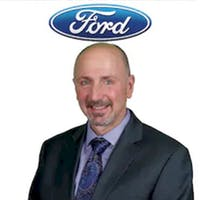 George Sarkisian at Arlington Heights Ford