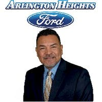 Manuel Guerrero at Arlington Heights Ford