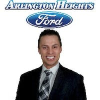 Victor Martinez at Arlington Heights Ford