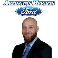 Ryan Livingston at Arlington Heights Ford