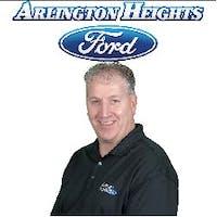 Steve Verhagen at Arlington Heights Ford