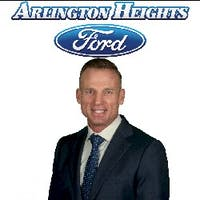 John Guido, Jr. at Arlington Heights Ford
