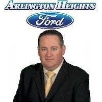 Jon Franklin at Arlington Heights Ford