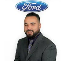 Anthony  Soto at Arlington Heights Ford
