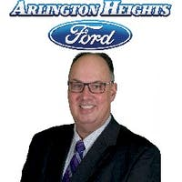 Lonnie Catanese at Arlington Heights Ford
