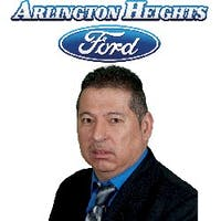 Jesus Sanchez at Arlington Heights Ford