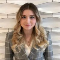 Oksana  Sahan at Lexus of Arlington