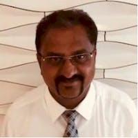 Nagarajan  Raju at Lexus of Arlington