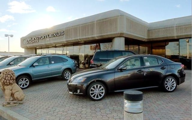 Arlington Heights Lexus >> Lexus Of Arlington Lexus Used Car Dealer Service Center