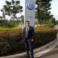 Apurv Dave at Minuteman Volkswagen