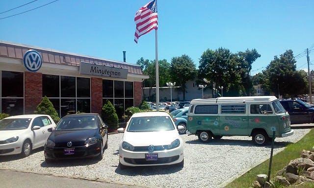 Minuteman Volkswagen, Bedford, MA, 01730