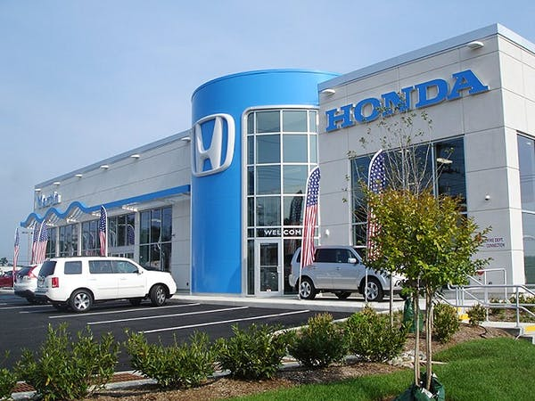 Honda Dealers In Delaware >> Martin Honda Honda Service Center Dealership Ratings