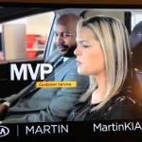 Vernon Sharper at Martin Kia