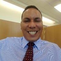 Edgar Acevedo at Matthews-Currie Ford Co.
