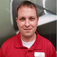 Tristian Jablonski Jr. at Matthews-Currie Ford Co.