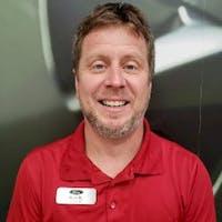 Kurt Kossmann at Matthews-Currie Ford Co.