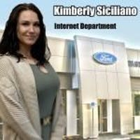 Kim Siciliano at Matthews-Currie Ford Co.
