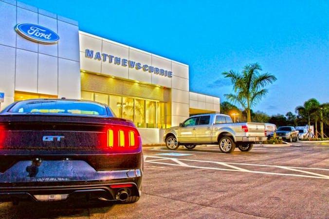 Matthews-Currie Ford Co., Nokomis, FL, 34275