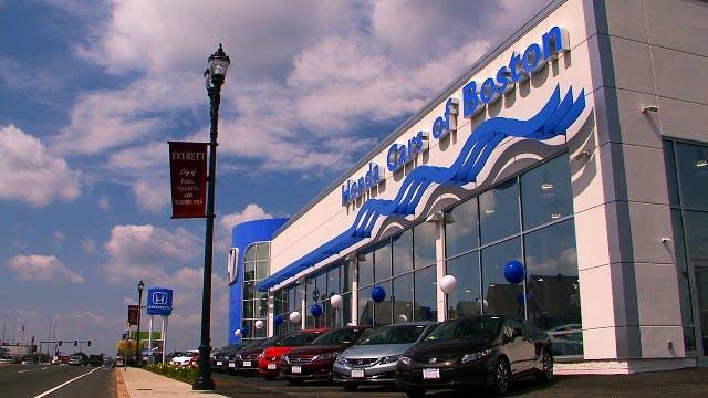 Honda Cars of Boston, Everett, MA, 02149
