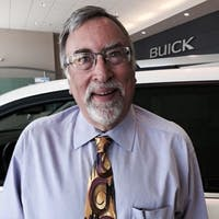 Jeff Katz at McCaddon Cadillac Buick GMC