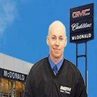 Joe Latty at McDonald GMC Cadillac