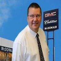 Tom Dexter at McDonald GMC Cadillac