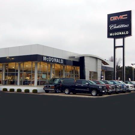 McDonald GMC Cadillac, Saginaw, MI, 48603
