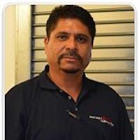 Eddie Renteria at South Dade Toyota - Service Center