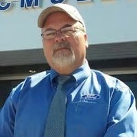 Ron Dufek at McMullen Ford- Council Bluffs