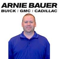 David Steffan at Arnie Bauer Buick GMC Cadillac