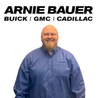 Corey Dockery at Arnie Bauer Buick GMC Cadillac
