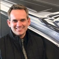 Bret  Pechtold at Arnie Bauer Buick GMC Cadillac