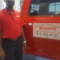 Solomon Hainna at Meador Dodge Chrysler Jeep RAM
