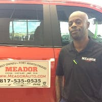 Marcus Buster at Meador Dodge Chrysler Jeep RAM
