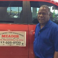 Clarence Randles at Meador Dodge Chrysler Jeep RAM