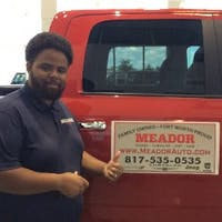 Joshua Patterson at Meador Dodge Chrysler Jeep RAM