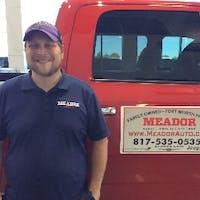 Harrison Fleming at Meador Dodge Chrysler Jeep RAM