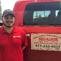 Seth  James  at Meador Dodge Chrysler Jeep RAM