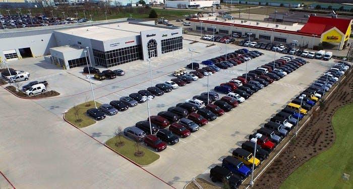 Meador Dodge Chrysler Jeep RAM, Fort Worth, TX, 76140