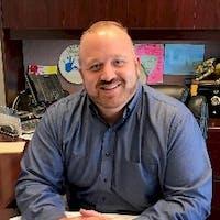 Joe Kaye at Med Center Mazda
