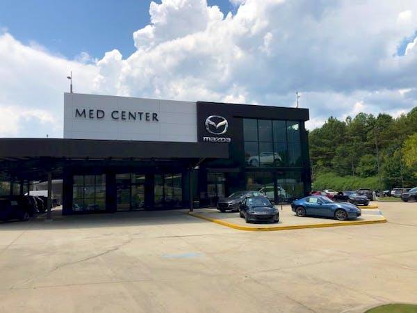 Med Center Mazda, Pelham, AL, 35124