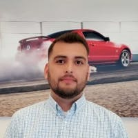 Jose Alvarado at Camelback Ford Lincoln