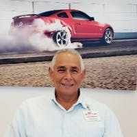 Edgar Pernalete at Camelback Ford Lincoln