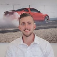 Collin  Smith at Camelback Ford Lincoln